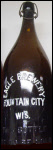 FountainCityantiqueWisconsinblobbeerbottle